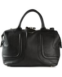 See By Chloé - Bow Zip Tote - Lyst