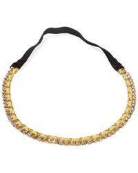 Serpui | Embellished Headband | Lyst