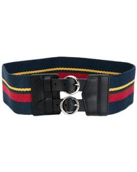 Sonia by Sonia Rykiel - Striped Belt - Lyst