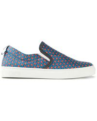 Fefe - Fefè 'africa' Slip-on Sneakers - Lyst
