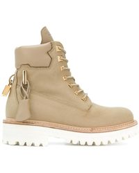 Buscemi - Ankle Lace-up Boots - Lyst