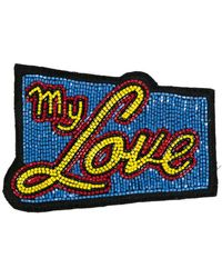 Olympia Le-Tan - My Love Patch - Lyst