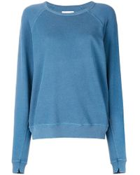 The Great - Crew Neck Sweatshirt - Lyst