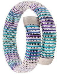 Carolina Bucci - Thread Wrapped Bracelet - Lyst