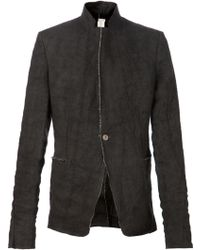 A Diciannoveventitre - - Raw Cut Blazer - Men - Cotton/linen/flax - 44 - Lyst