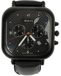 Orolog By Jaime Hayon - Analog Water Resistant Watch - Lyst