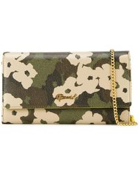 MUVEIL | Floral Print Wallet Crossbody Bag | Lyst