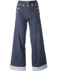 Jean Paul Gaultier   Sailor Jeans   Lyst