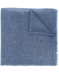 Éditions MR - Éditions M.r Frayed Edge Scarf - Lyst