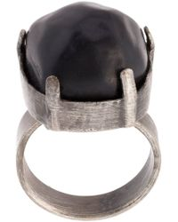 UMA | Raquel Davidowicz - 'cristal' Ring - Lyst