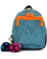 House of Holland - Calf Hair Backpack - Lyst
