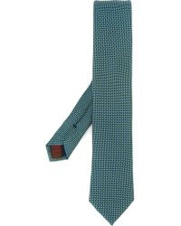 Fashion Clinic - Pattern Print Tie - Lyst