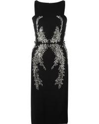 Antonio Berardi - Embellished Party Dress - Lyst