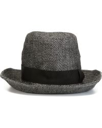 Attachment - Trilby Hat - Lyst