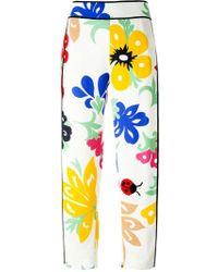 Victoria, Victoria Beckham - Pyjama Pants - Lyst