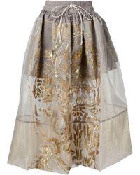 Vivienne Westwood Gold Label - 'nedda' Skirt - Lyst