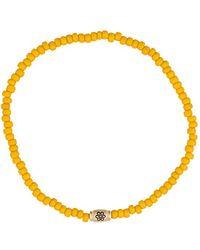 Luis Morais | Small Perfect Circle Barrel Bracelet | Lyst