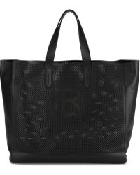 Pink Pony - 'perf Easy' Perforated Tote - Lyst