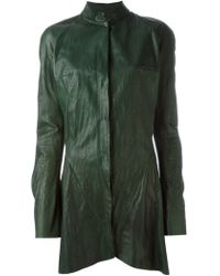 Ma+ - Fitted Coat - Lyst