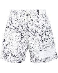Stampd - 'slam' Swim Shorts - Lyst
