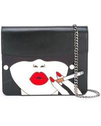 Yazbukey - Face Crossbody Bag - Lyst