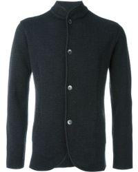 Giorgio Armani - Buttoned Up Blazer - Lyst