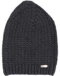 Werkstatt:münchen - Knitted Cap - Lyst
