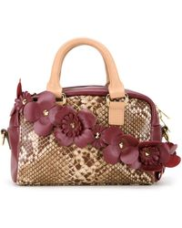 MUVEIL | Snakeskin Print Shoulder Bag | Lyst