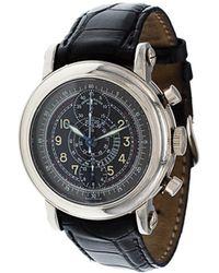 Franck Muller - 'pulsation Chronograph' Analog Watch - Lyst