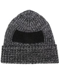 OAMC - Contrast Square Beanie - Lyst
