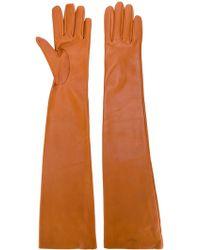Rochas - Long Gloves - Lyst