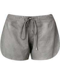 UMA | Raquel Davidowicz - | Drawstring Shorts - Lyst
