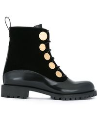 Combat Boots   Women's Designer Combat Boots   Lyst