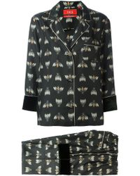 F.R.S For Restless Sleepers 'fly' Pattern Evening Suit