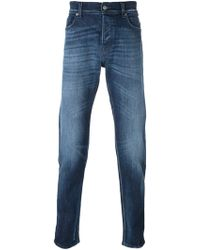 7 For All Mankind - Slim Fit Jean - Lyst
