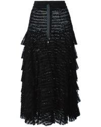 Nicopanda   'ruffle' Skirt   Lyst