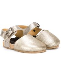 Pepe Jeans - Shearling Sandals - Lyst