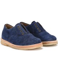 Pepe Jeans - Laceless Oxford Shoes - Lyst