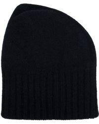 DEVOA - Knitted Beanie Hat - Lyst