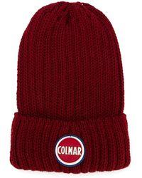 Colmar | Logo Patch Beanie | Lyst