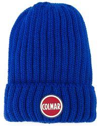 Colmar - Logo Patch Beanie - Lyst