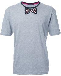 Loveless - Bow Detail T-shirt - Lyst