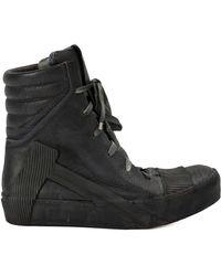 Boris Bidjan Saberi - 'bamba' Hi-top Sneakers - Lyst