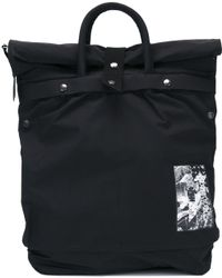 Boris Bidjan Saberi 11 - Printed Front Backpack - Lyst