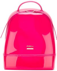 Furla - Medium 'candy' Backpack - Lyst