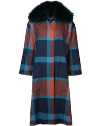 Tanya Taylor - 'camille' Coat - Lyst