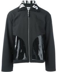 Christopher Shannon - Varnished Pocket Jacket - Lyst