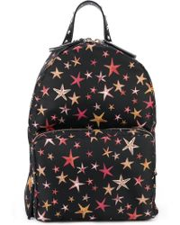 RED Valentino - Star Print Backpack - Lyst