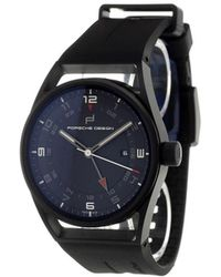 Porsche Design | '1919 Globetimer Series 1' Analog Watch | Lyst