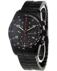 Porsche Design - 'chronotimer Series 1' Analog Watch - Lyst